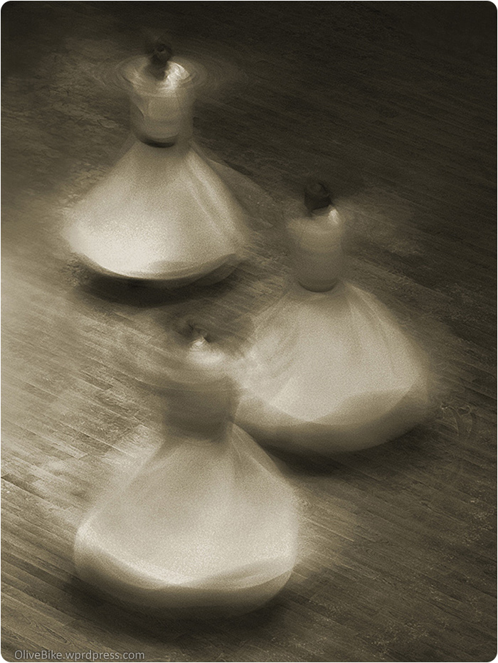 Whirling to Eternity